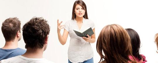 opfrisbijeenkomst training speech academy
